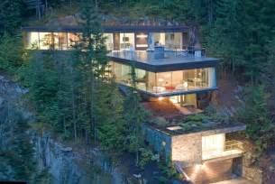 steep slope house plans steep slope house design canada most beautiful houses in the world