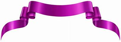 Banner Magenta Clip Clipart Ribbons Yopriceville