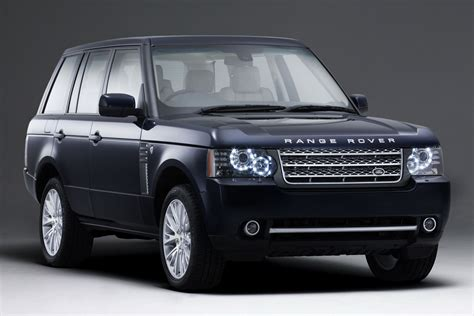 in the range from revised 2011 range rover with new 313hp v8 diesel