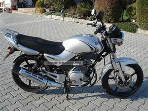 2007 Yamaha Ybr 125 Ed  Reduced 80 Km    H