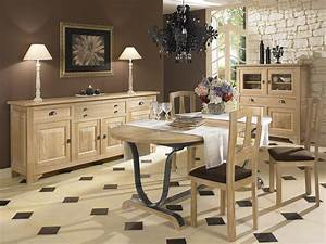 amazing deco pour salle a manger 2 exemple d233coration With salle a manger campagnarde