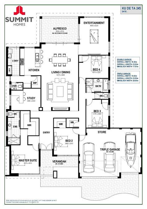 garage house floor plans floor plan friday open living with garage