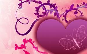 Free 3D Valentine's Day Love Heart wallpaper Wallpapers ...