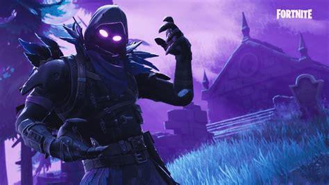 Fortnite, La Nuova Skin Leggendaria The Raven è