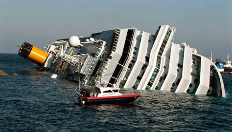 Daily Treat Latest Luxury Cruise Ship Accident Ran Aground Off The Coast Of Tuscany ~ JAV ...