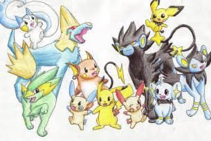 Electric Type Pokemon