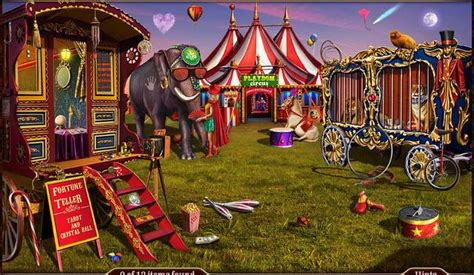 chapter  traveling circus blinding circus theme