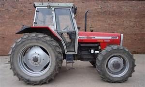 Massey Ferguson Mf340 Mf350 Mf355 Mf360 Mf399 Tractors