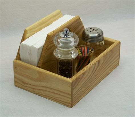 wood napkin holder plans woodworking projects plans