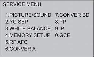 Jvc Av-n65p74 - Rear Projection Tv