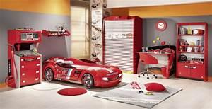 Chambre Enfant Conforama : le lit voiture pour la chambre de votre enfant ~ Melissatoandfro.com Idées de Décoration