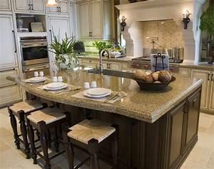 77 custom kitchen island ideas beautiful designs stain With custom eat in kitchen designs
