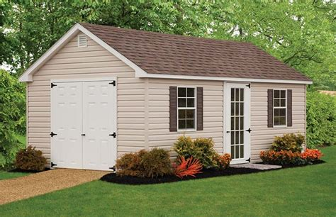 Backyard Wood Sheds