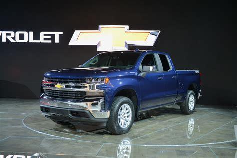 Chevrolet 2019 : New 2019 Chevy Silverado Pickup