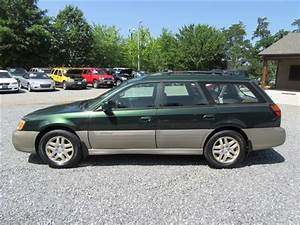 2000 Subaru Outback Limited For Sale In Asheville