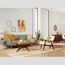20 Midcentury Modern Living Room Ideas Overstockcom