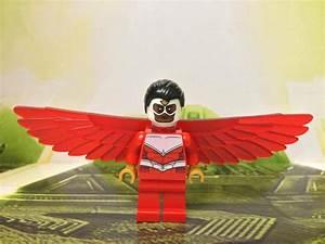 LEGO Marvel 2014 Hulk Lab Smash Review Part 1: Minifigures ...