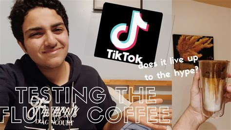 (you can use up to 2. testing out the fluffy tik tok coffee - YouTube