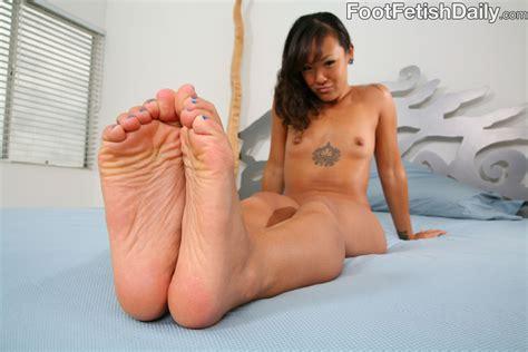 Asian Foot Fetish Daily
