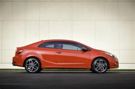 forte koup  door coupe unveiled  nyc kia news blog