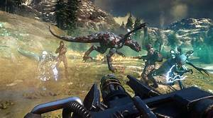 Second, Extinction, Is, Coming, To, Steam, Early, Access, On