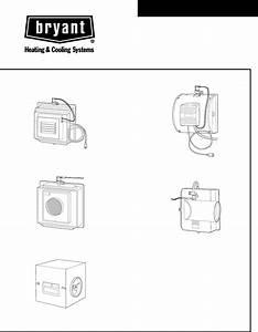 Bryant Humidifier Humbbsfp1016