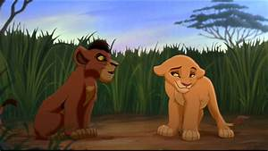Image Gallery lion king 2 kovu kiara