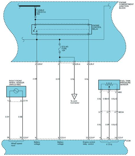 Fuel System Wiring Diagram 2003 Hyundai Santum Fe by Solved Gas Tank Has A With 5 Wiers On It By The Fuel