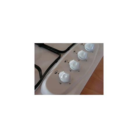 plaque cuisine gaz bouton blanc plaque de cuisson gaz