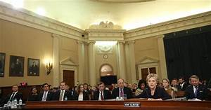 Select Committee on Benghazi Meets to Question Hillary ...