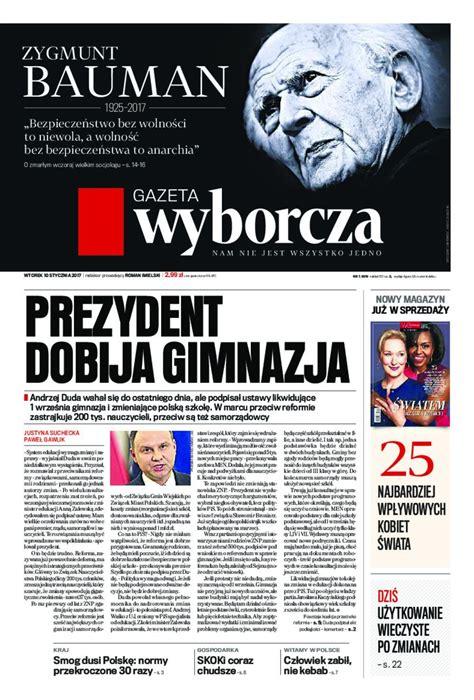 Gazeta Wyborcza - Lublin - e-wydanie - 7/2017 - NEXTO.PL