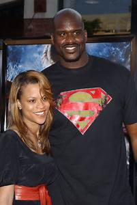 Shaquille O'Neal and Shaunie O'Neal Photos Photos - LA ...