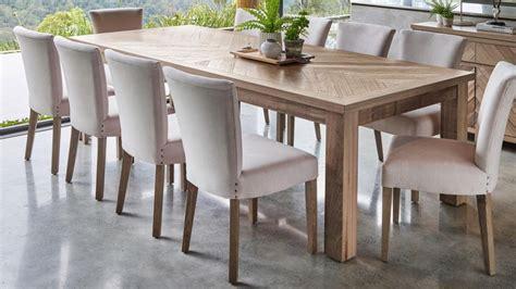 Kitchen Buffet Harvey Norman by Buy Herringbone 270cm Rectangular Dining Table Harvey