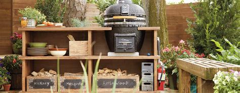 Gift Ideas Kitchen - how to build an outdoor grill station