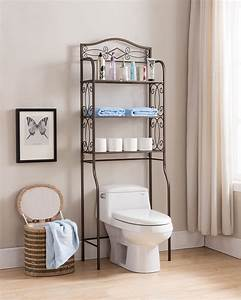 Best, Rated, In, Over-the-toilet, Storage, U0026, Helpful, Customer, Reviews