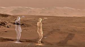 Mars Rover snaps selfie and takes stunning panorama of Red ...