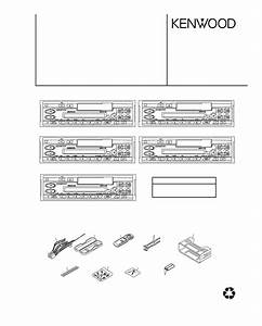 Service Manual For Kenwood Krc-409