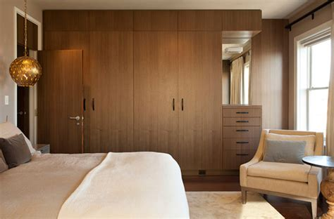 35 Wood Master Bedroom Wardrobe Design Ideas (with Pictures