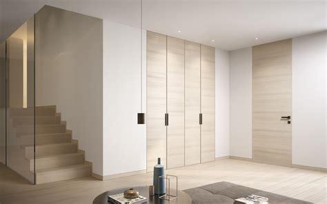 prezzi porte gidea porte filo muro personalizzabili legno laminato vetro