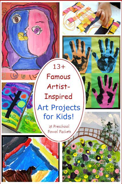 Best 25+ Famous Artists For Kids Ideas On Pinterest