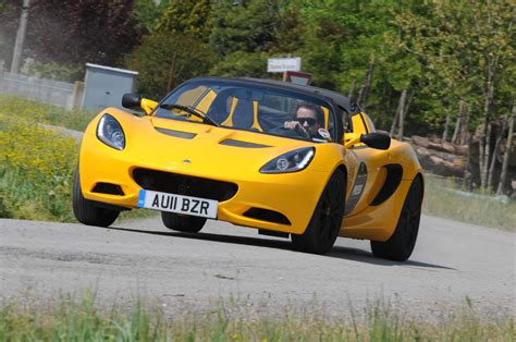 Lotus Elise Club Racer Review Evo