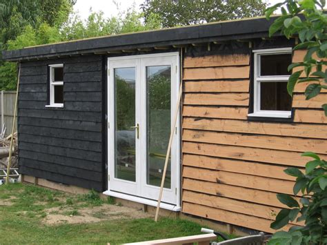 cheap shed cladding ideas the workshop construction external cladding an
