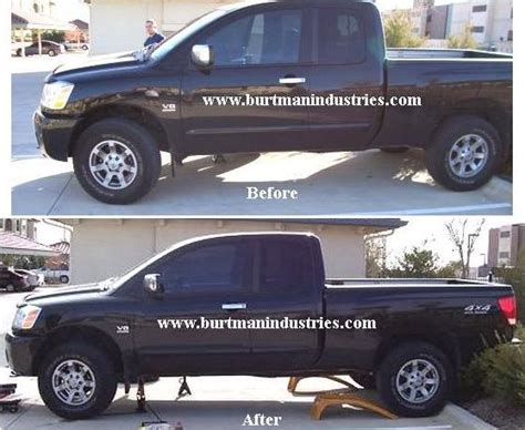 burtman industries lift and leveling kits special pricing