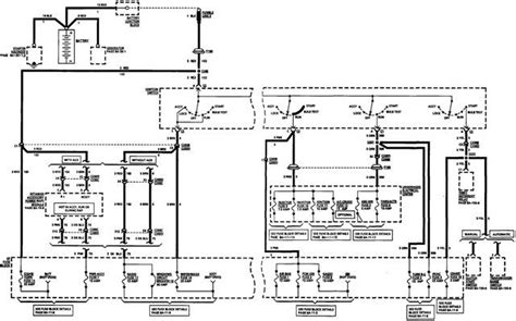 Camaro Ignition Switch Schematic Circuit Wiring Diagrams