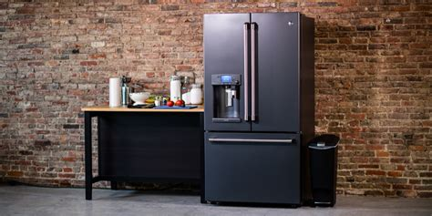 ge cafe counter depth refrigerator ge cafe series cye22uelds cye22ushss cye22tshss k cup