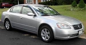 2004 Nissan Altima 2 5 S