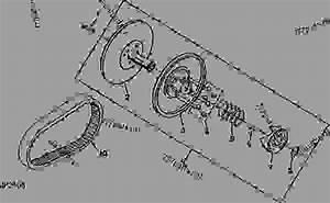 Secondary Driven Sheave  C05  -  U8fd0 U8f93 U8f66 Uff0c U6240 U6709 U7269 U6599 Uff08amt Uff09 John Deere 600