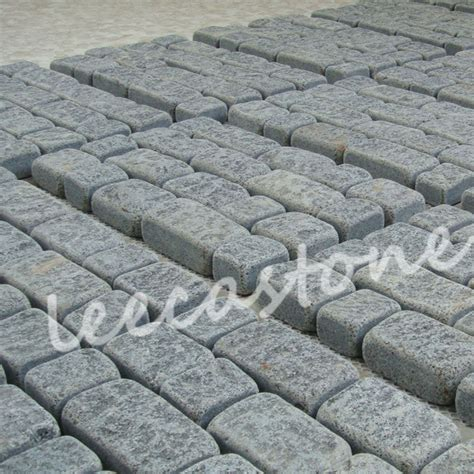 cheap interlock granite paving wholesale paving stones