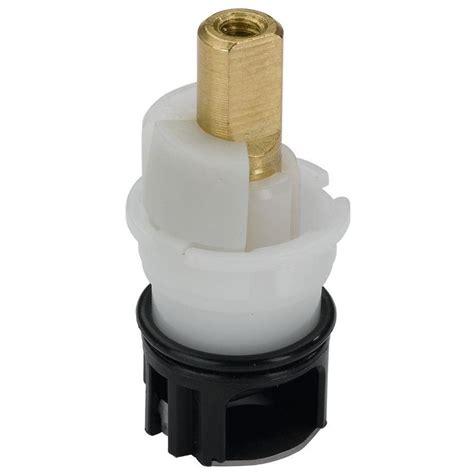 single handle faucet repair shop delta brass and plastic faucet stem for delta at