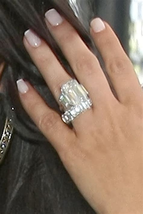 best jewelry kim kardashian s 20 carat engagement ring